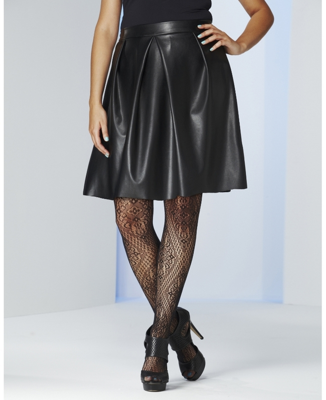 Simply Be Leather Skirt