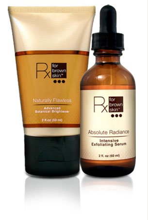 RX For Brown Skin Review