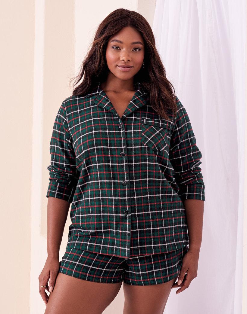 Pasha Plus Plus Size Pajama Set at Adore Me
