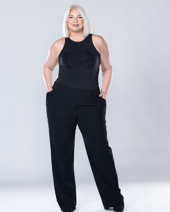 plus size fashion for 40 and over