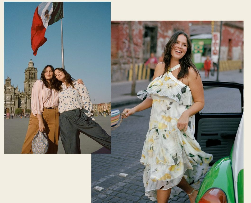 First Look at the new plus size collection from Anthropologie