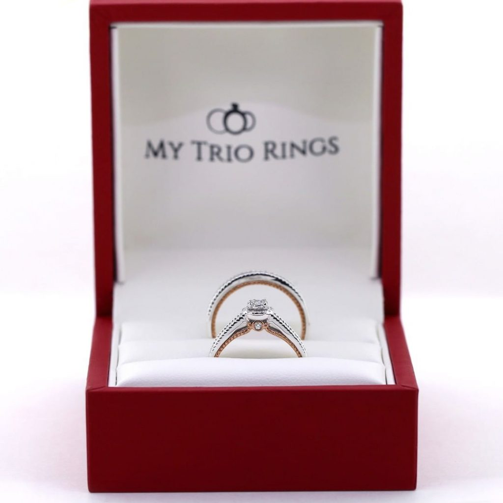My Trio Rings- Fine Jewelry Brand for Plus Size Hands!