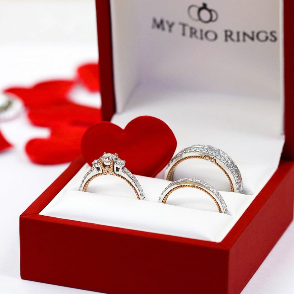 My Trio Rings- The Fine Jewelry Brand for Plus Size Hands!