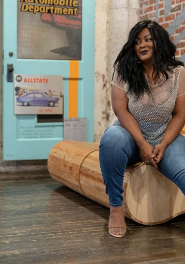 plus size jeggings from Fashion to Figure