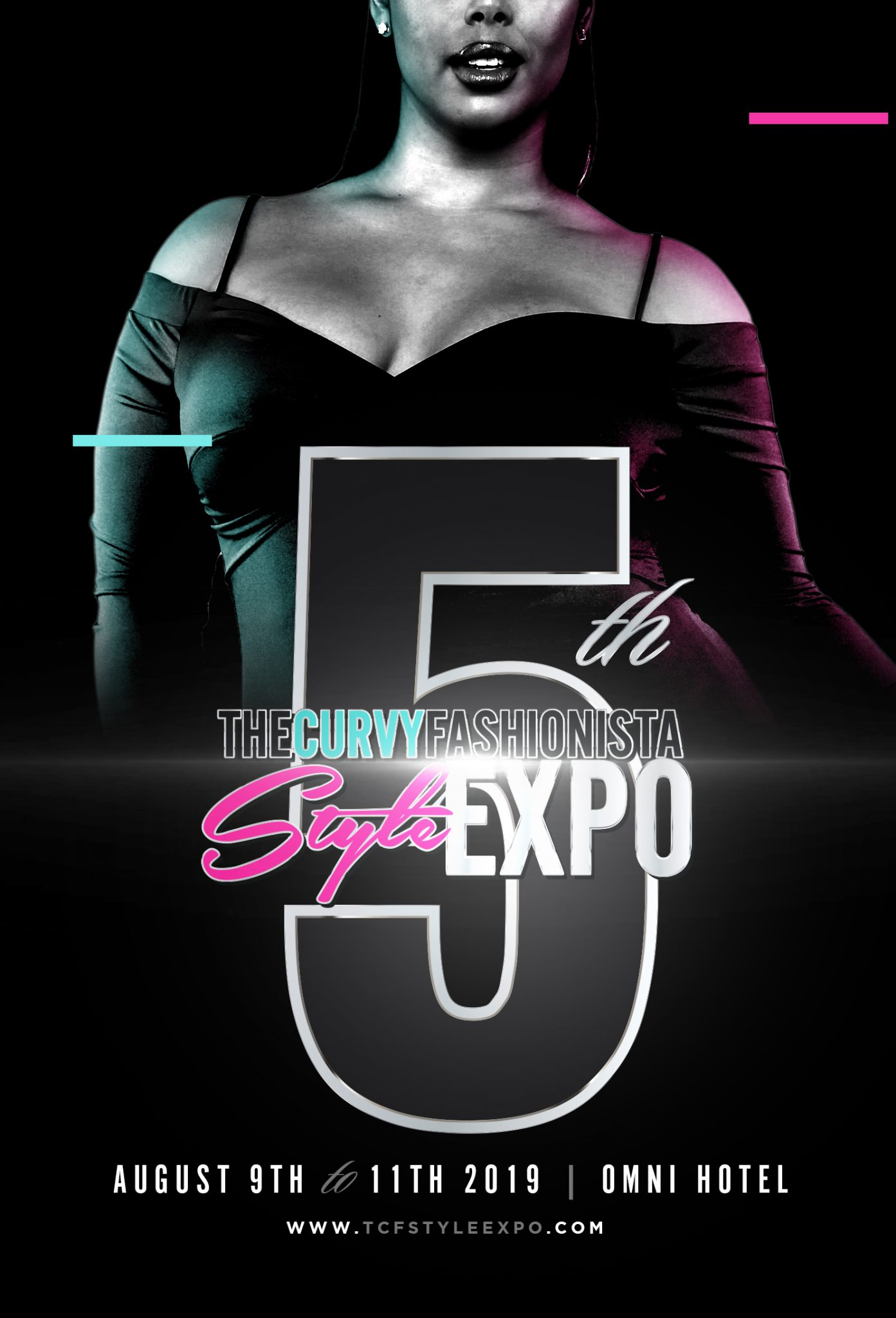 5th Annual Plus Size Shopping Event- Save the Date for The TCFStyle Expo