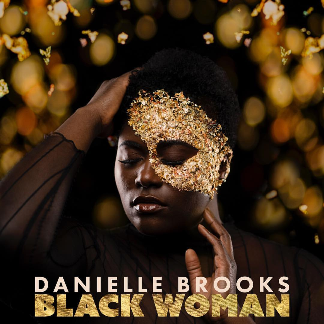Danielle Brooks Single Black Woman Cover