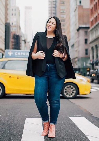 Heading out on a First date? Here's a Few Plus Size Outfit Ideas