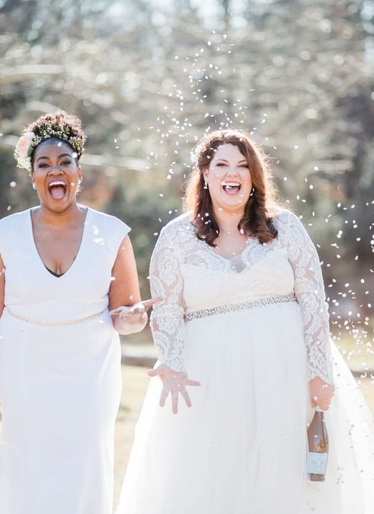 You Oughta Know: Gowns For Modern Curvy Brides - Ella & Oak