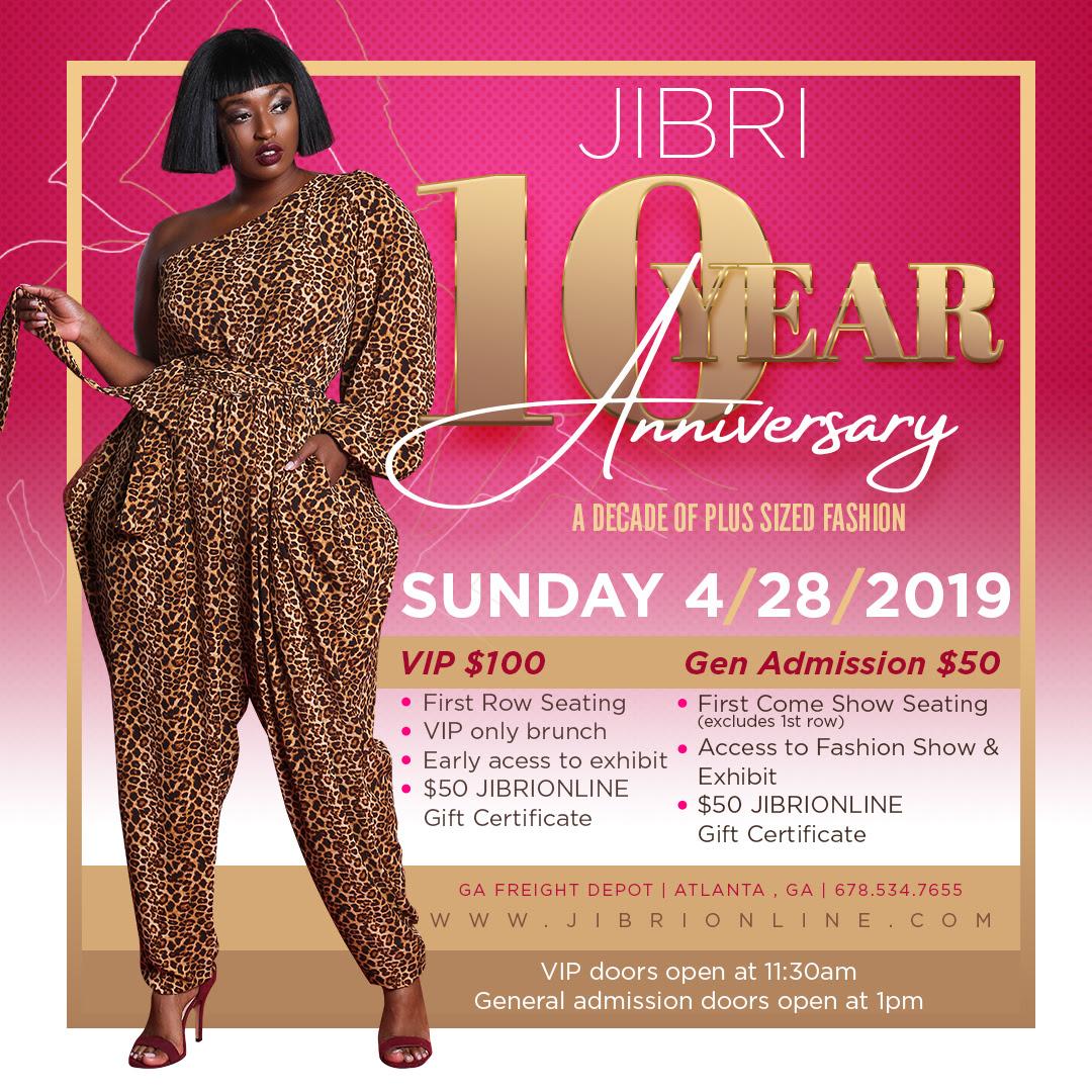 Jibri 10 year celebration
