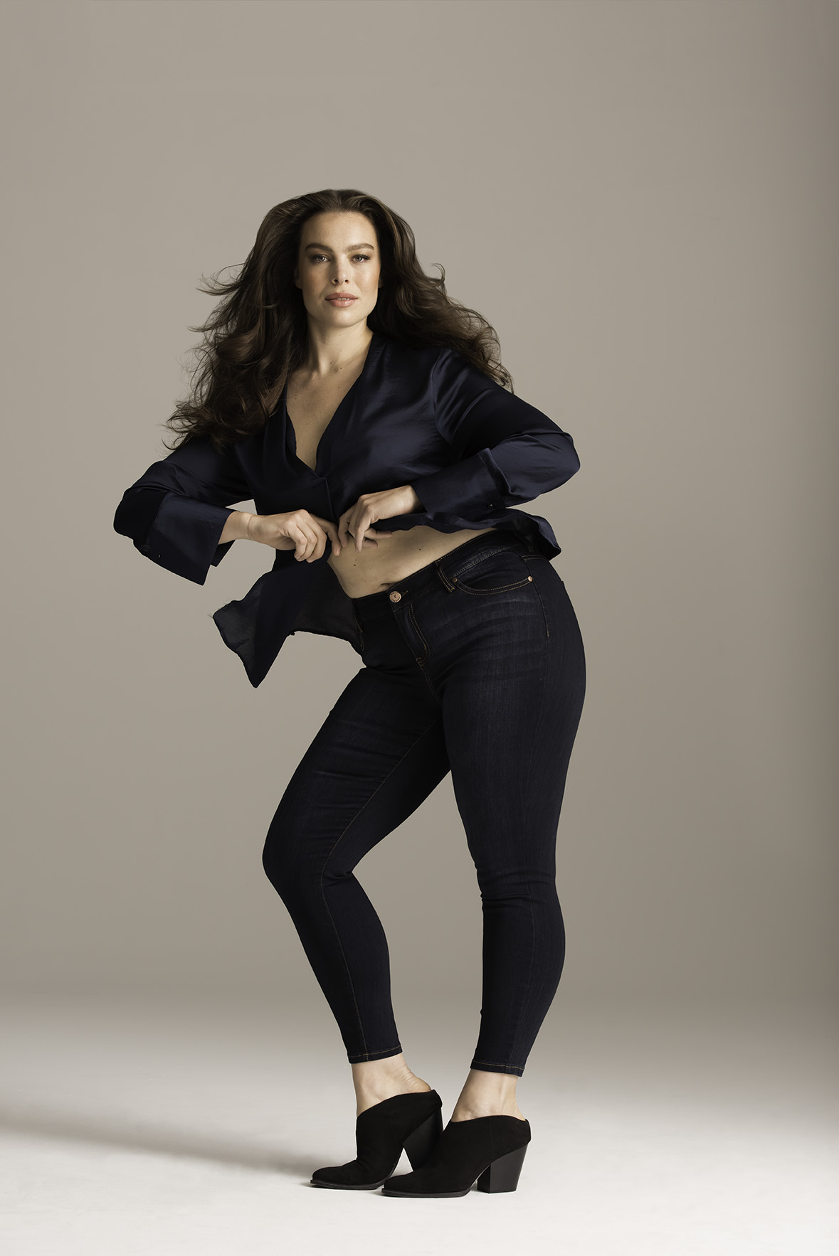 Dia& Co We Are All Icons Denim Campaign
