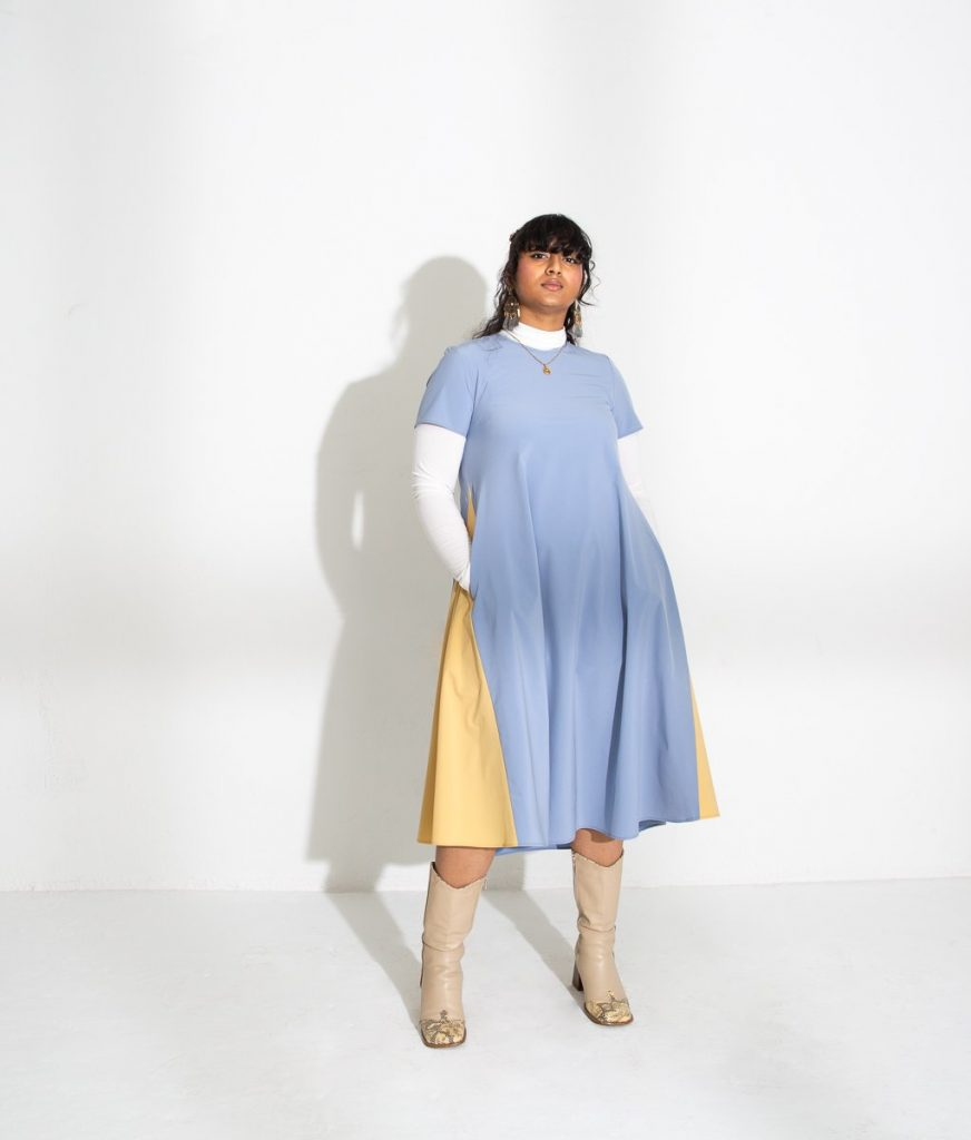 """Downtown NYC Fashion Darling's Size-Inclusive Line, """"Second Sight"""""""