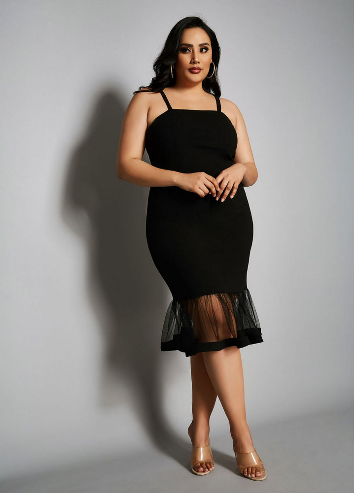 The Sophia Dress at AshleyStewart- Spring plus size favorites from Curvy Girl Collection by Ashley Stewart