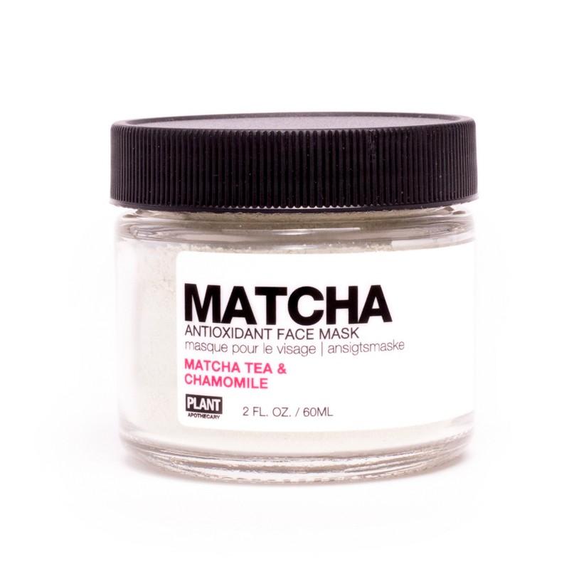 How to Wash off Stress at hone- PLANT Matcha Antioxidant Face Mask