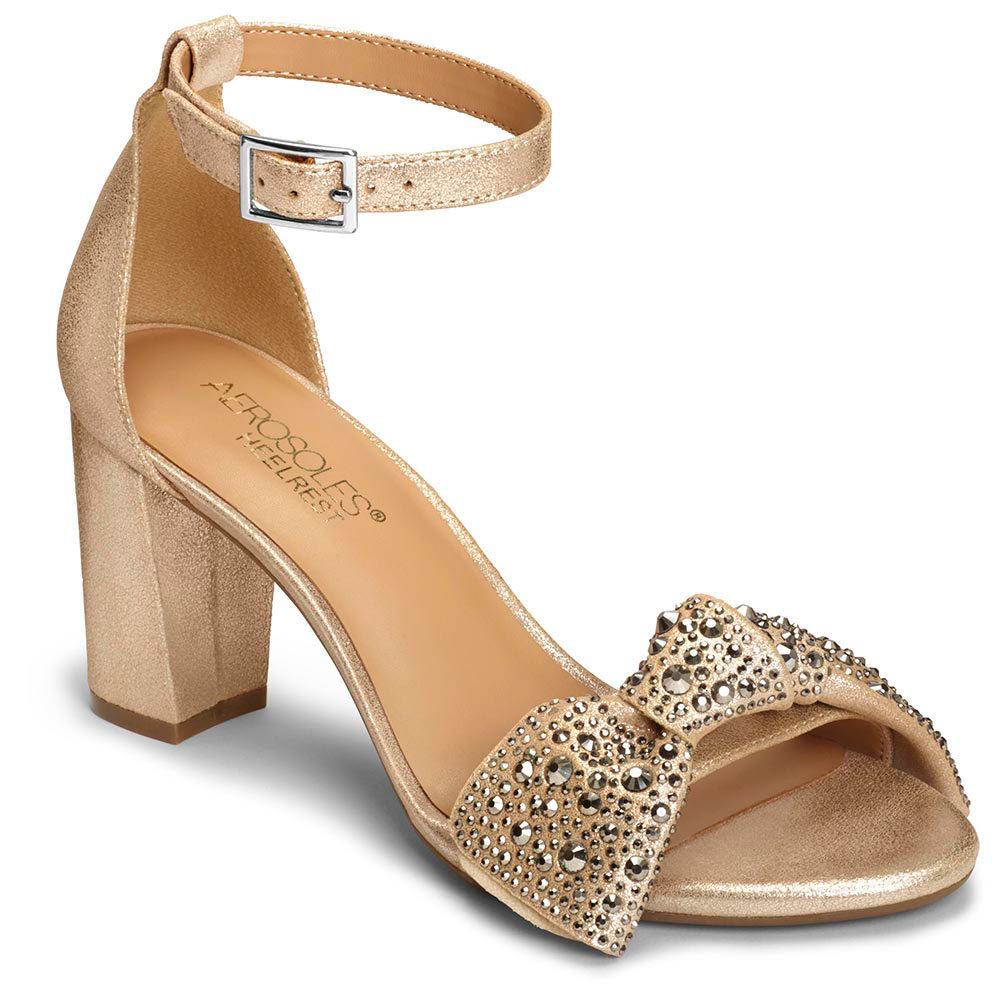 Sweet Bird SPring Dress Sandal from Aerosoles