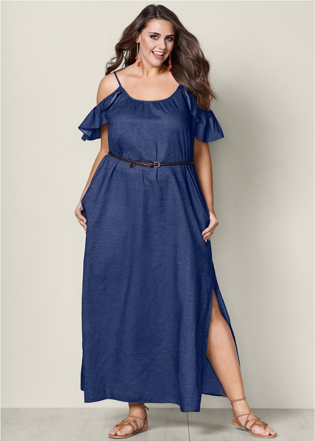 Venus Chambray Dress