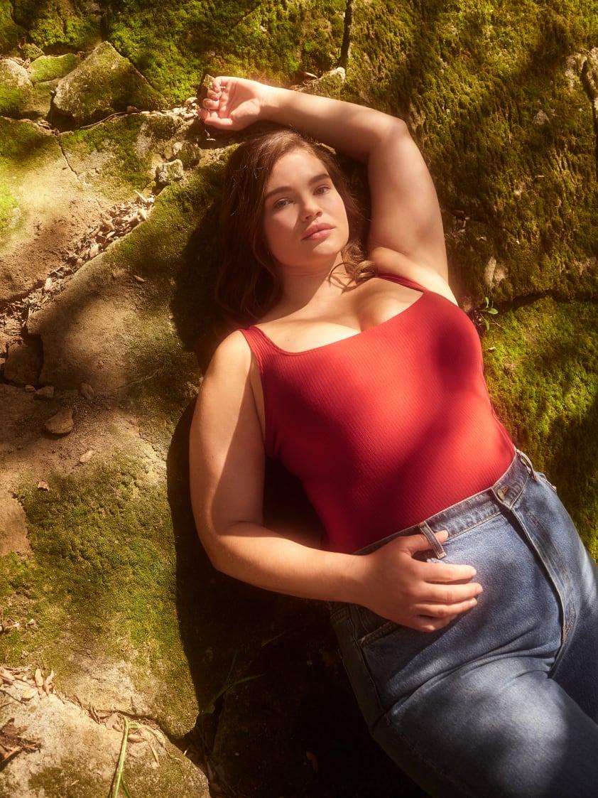Reformation Plus Sizes- Gemma Bodysuit