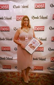 Janet Tanury Owner of the plus size boutique, Botticelliri
