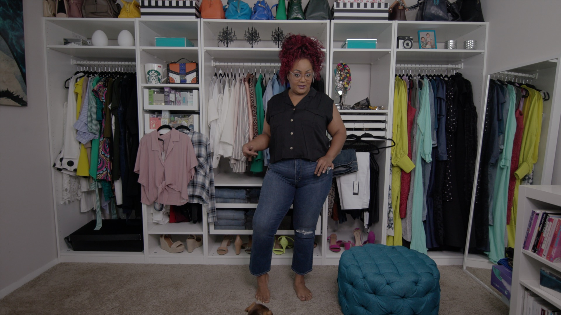 Denim Refresh and Playing in New Silver Jeans Plus Size Denim