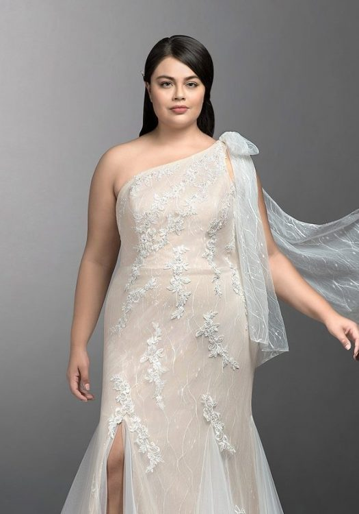 Plus Size Bridal Week: 15 Must Have Azazie Plus Size Wedding Gowns UNDER $600!