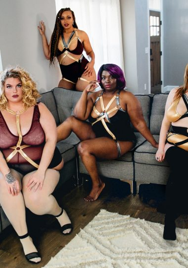 Plus Size Lingerie Line Dares to Bare with Latest Release. Enter, Bawdy Love Clothing