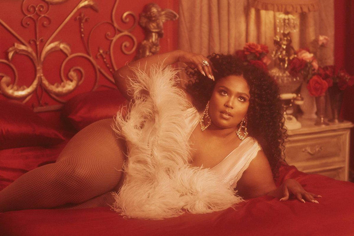Lizzo in Playboy Magazine