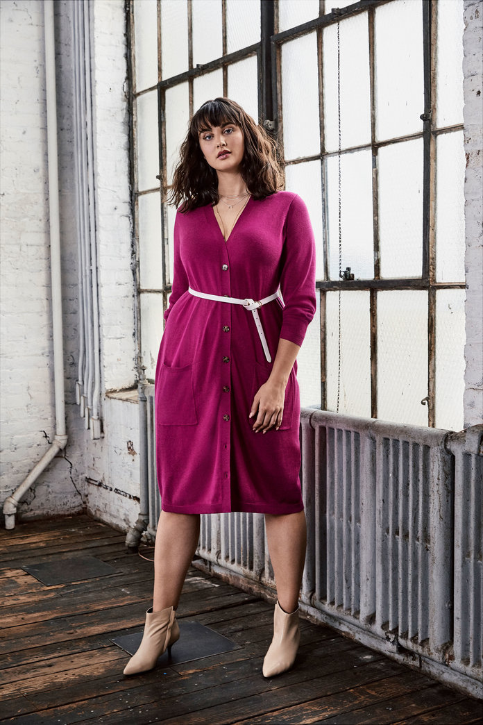 Hours- Plus Size Sustainable Brand