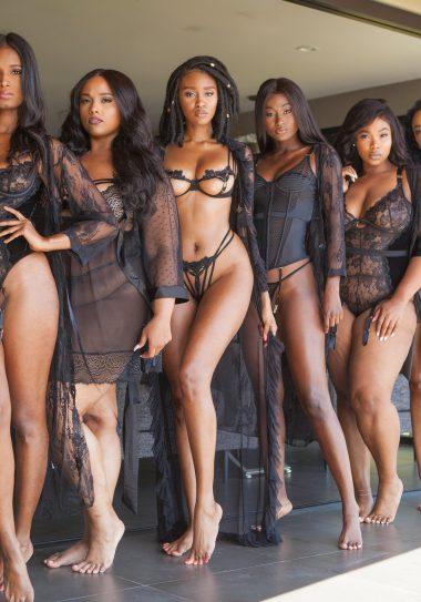 Love Vera Black Models