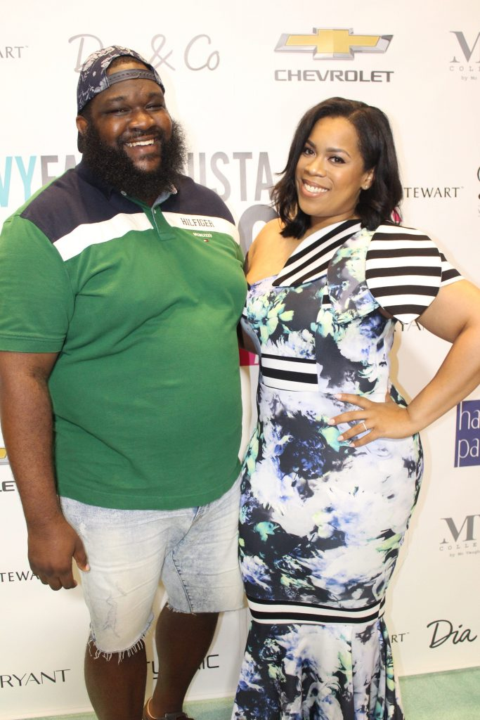 Men Plus Size Fashion Show