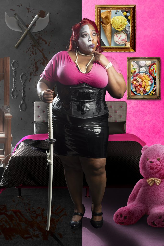 Plus Size Cosplay Event