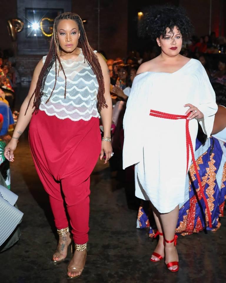 Lorenza by Elle Dove Plus Size Fashion Designer