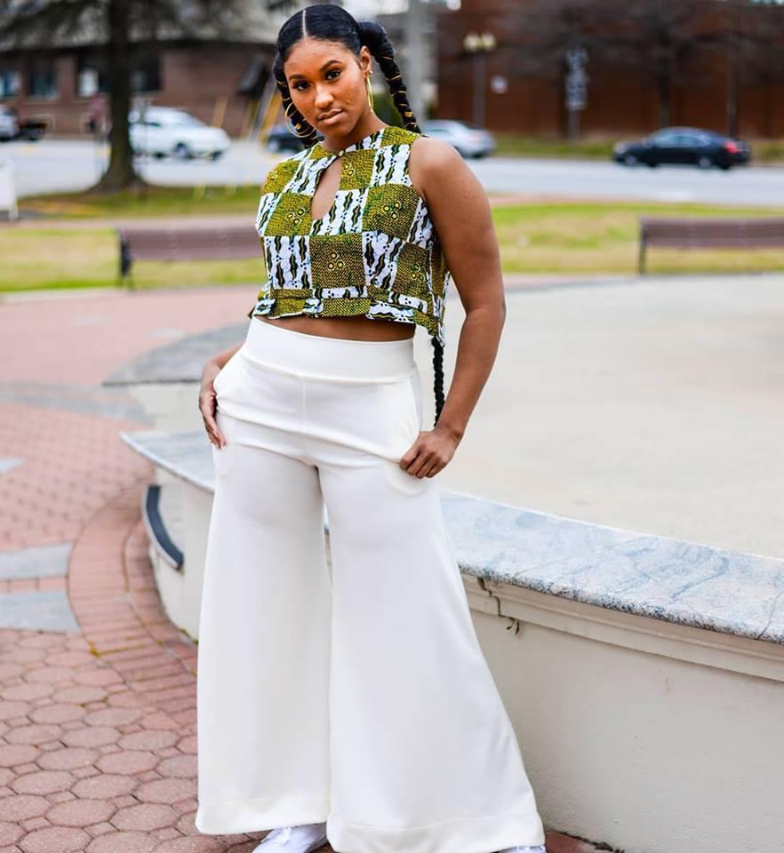 Plus Size Fashion Lorenza by Elle Dove