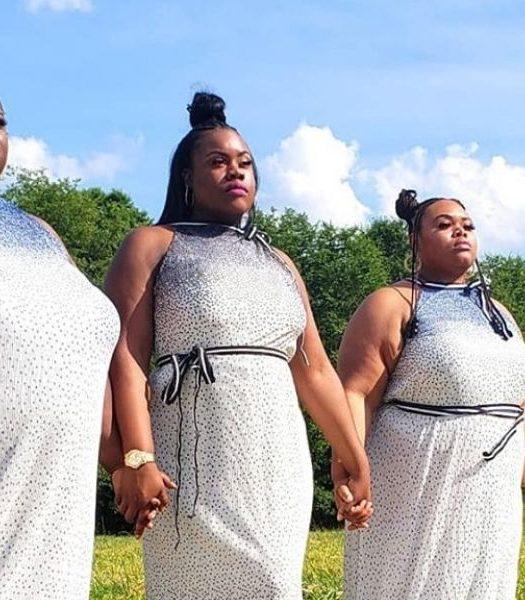 P;us Size Fashion Elle Dove