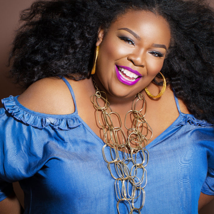 TCFStyle Expo Host Chenese Lewis