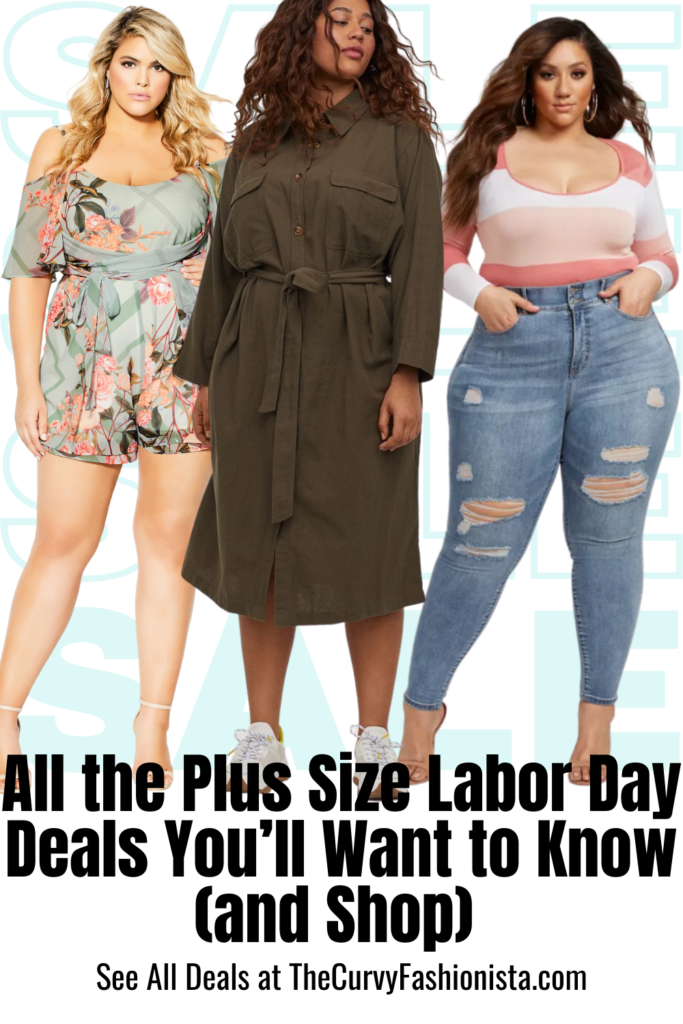 All the Plus Size Labor Day Deals You'll Want to Know (and Shop)