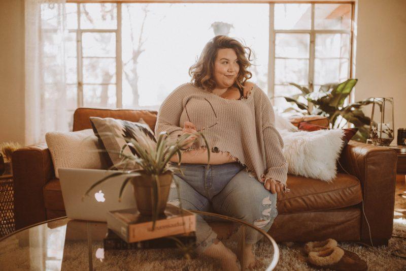 Corissa of Fat Girl Flow
