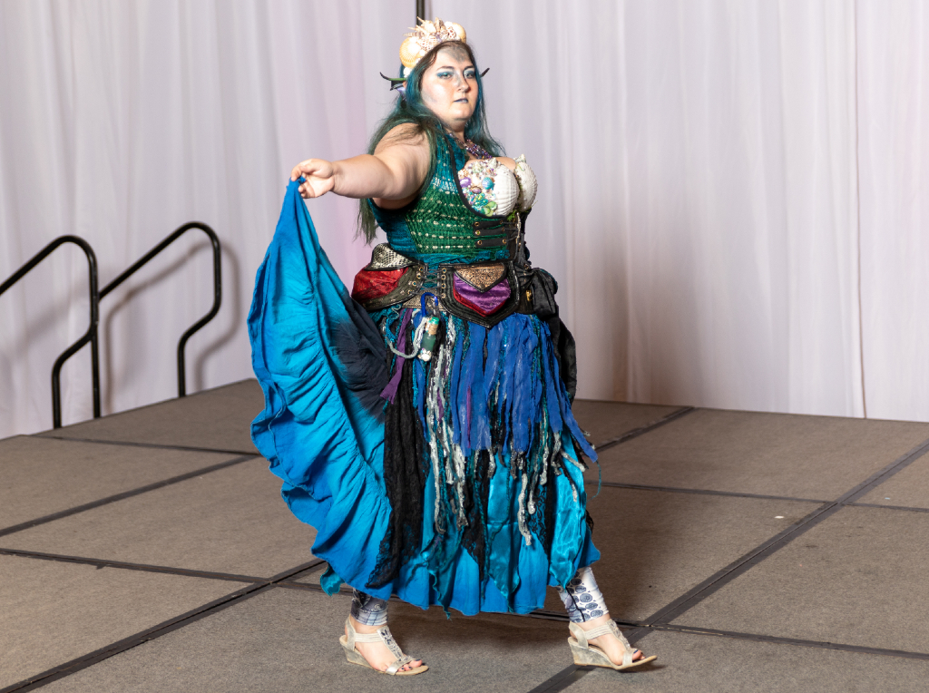TCFStyle Expo Cosplay Catwalk