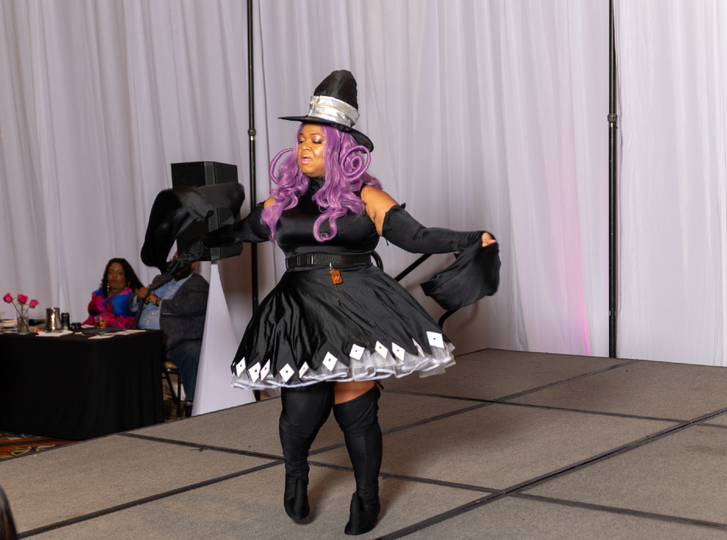 TCF Style Expo Cosplay Catwalk