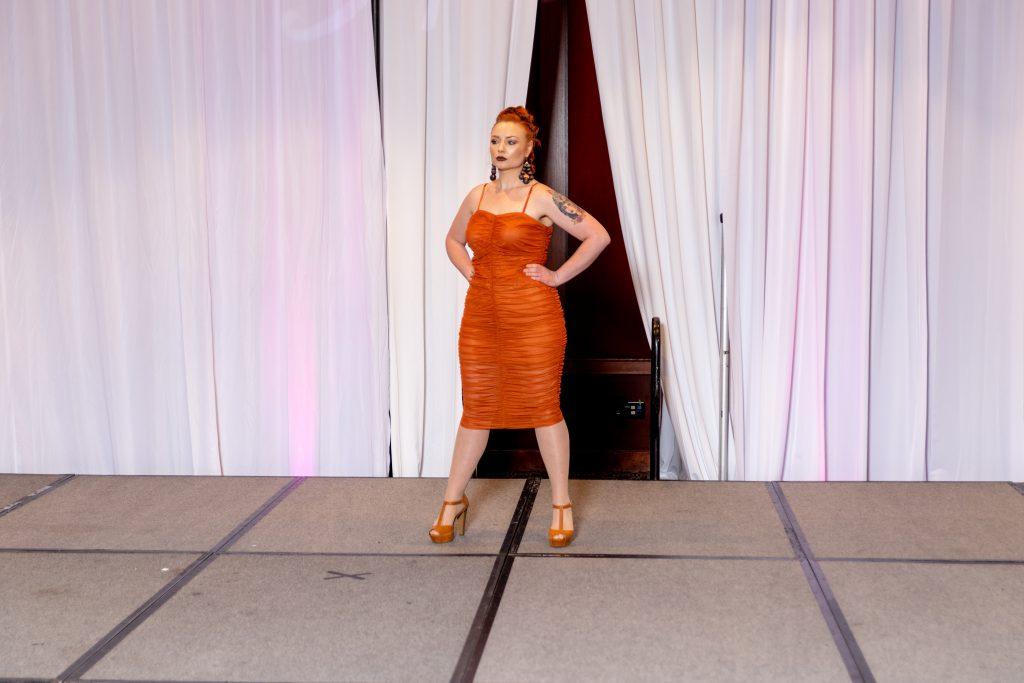 Fashion to Figure fashion show