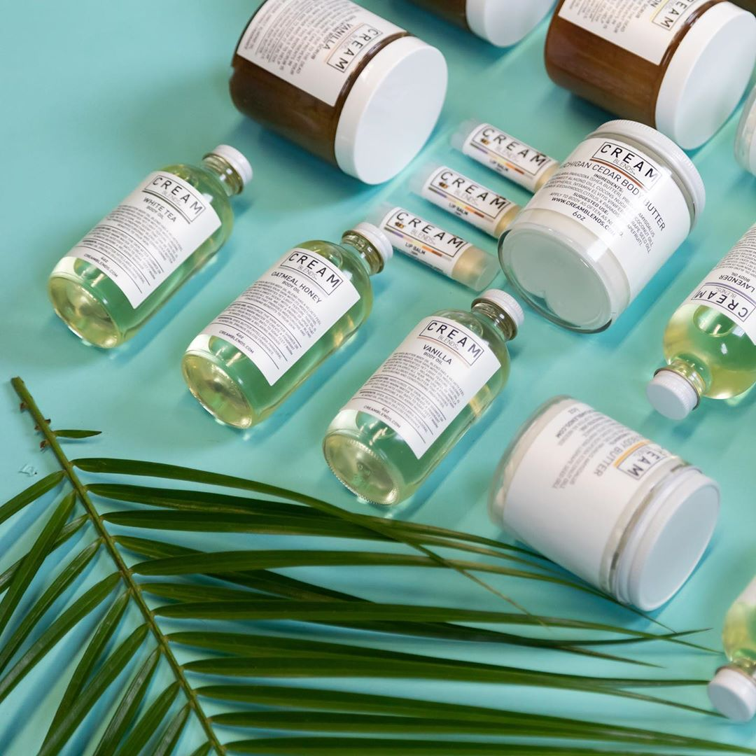 Know these 12 Indie Skin Care Lines- Cream Blends