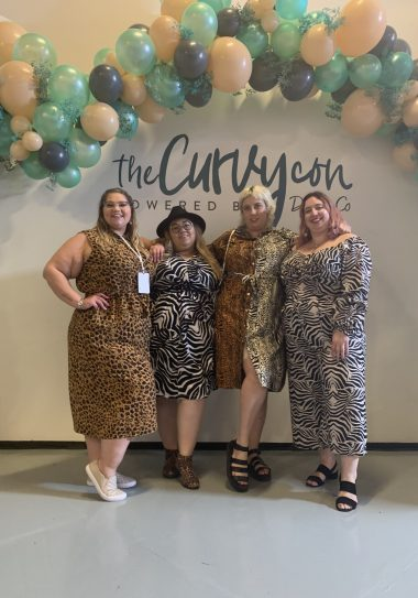How Plus Size Plus Size Street Style Wowed at NYFW