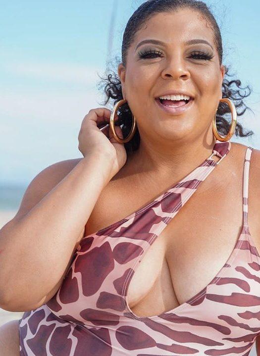 Plus Size Model Mallory B