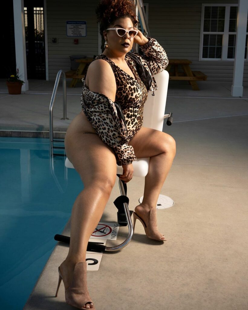 Model Mallory B Richardson