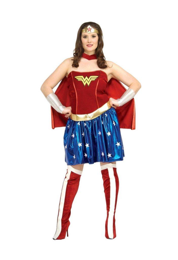 Wonder Woman Adult Plus Costume