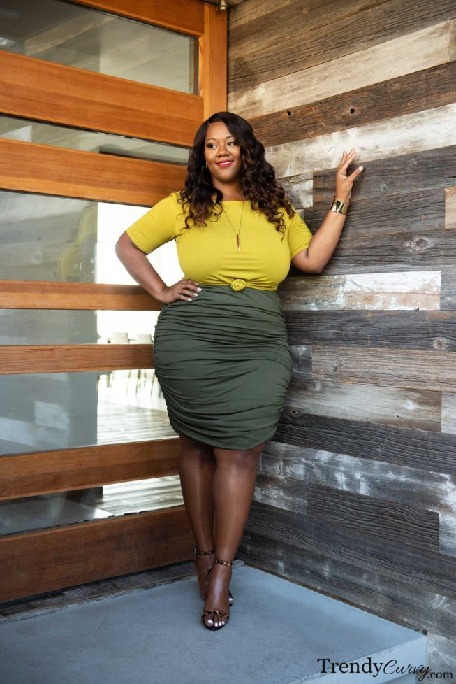 Trendy Curvy Launches Her Own Clothing Line- KIN by Kristine