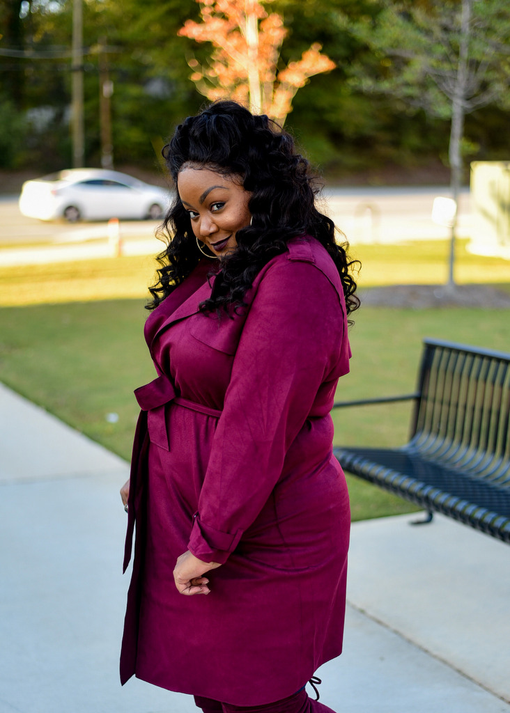 Marie Denee in Plus Size Coats Under $75 from Nordstrom Rack