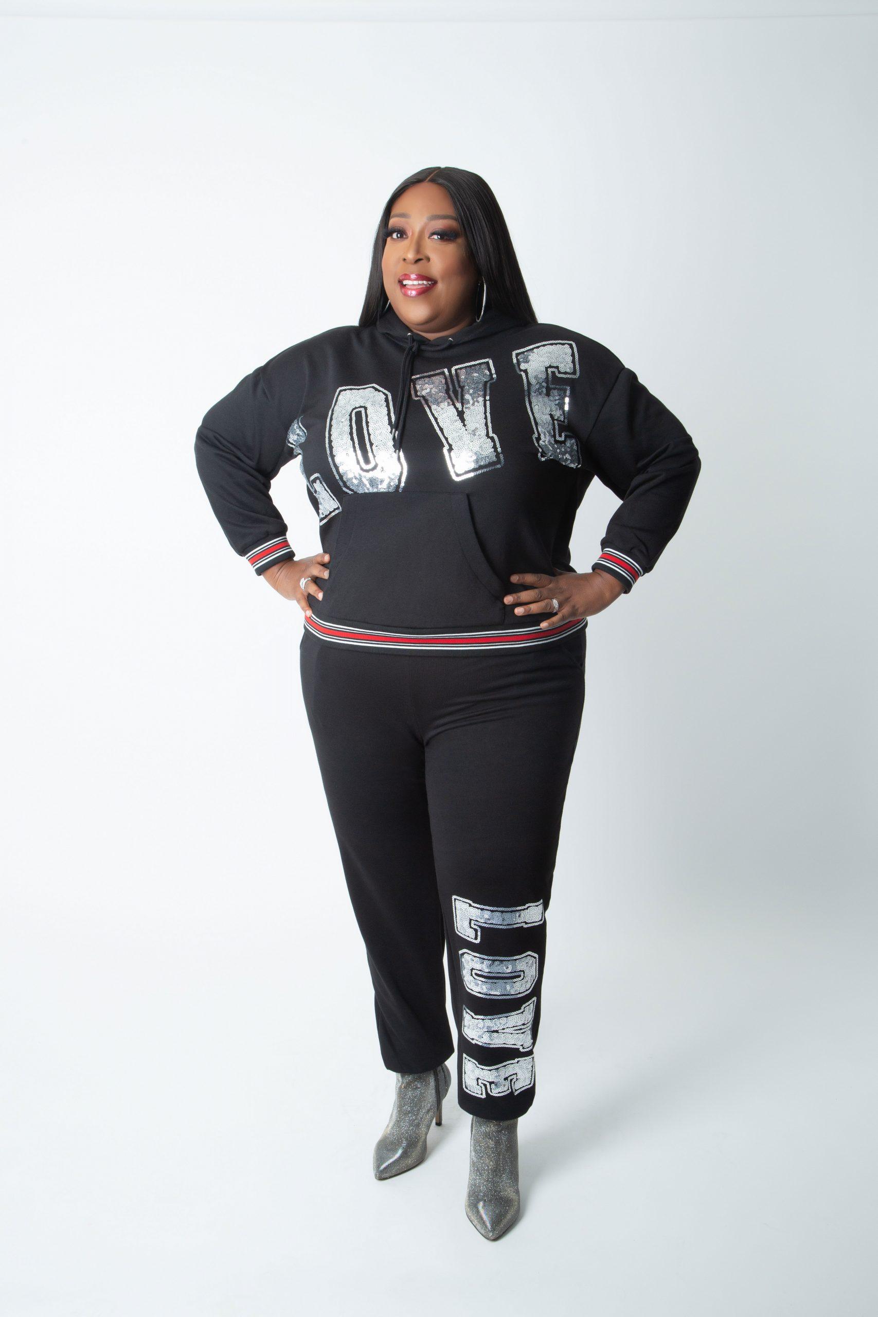 Loni Love x Ashley Stewart Collection