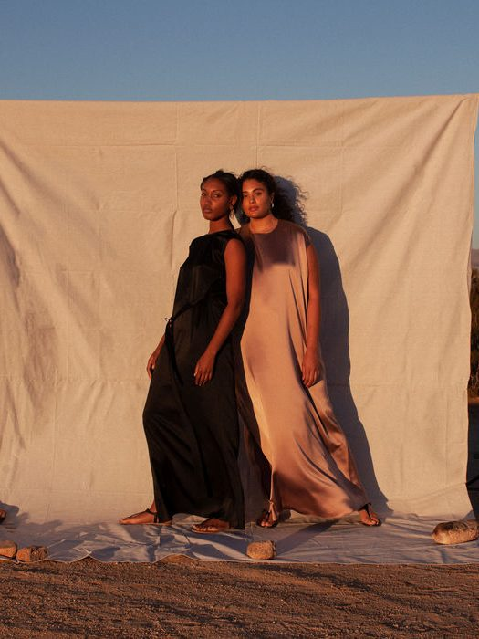Luxe Plus Size Minimalist Fashion with Inclusive Luxury Brand, Coyan
