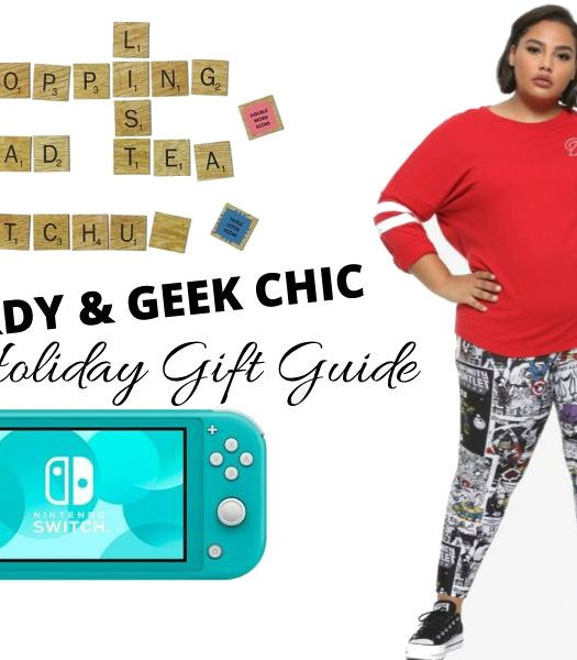 2019 TCF Holiday Gift Guide: All Things Nerdy and Geek Chic