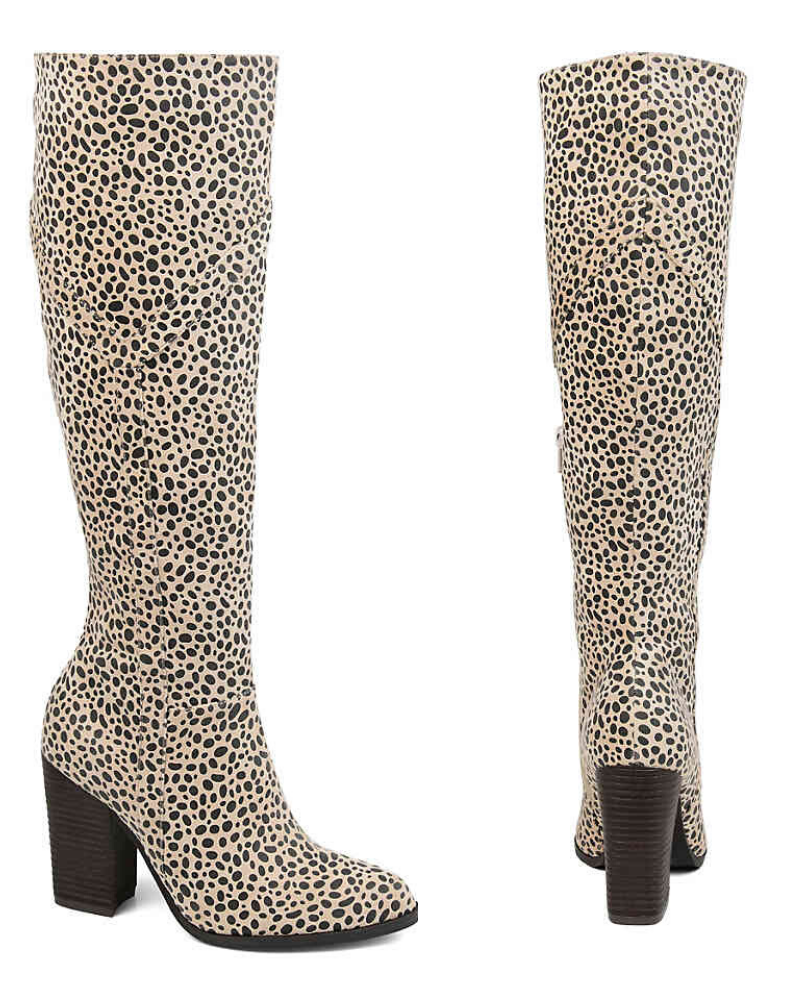 Kyllie Wide Calf Boots from DSWs Journee Collection