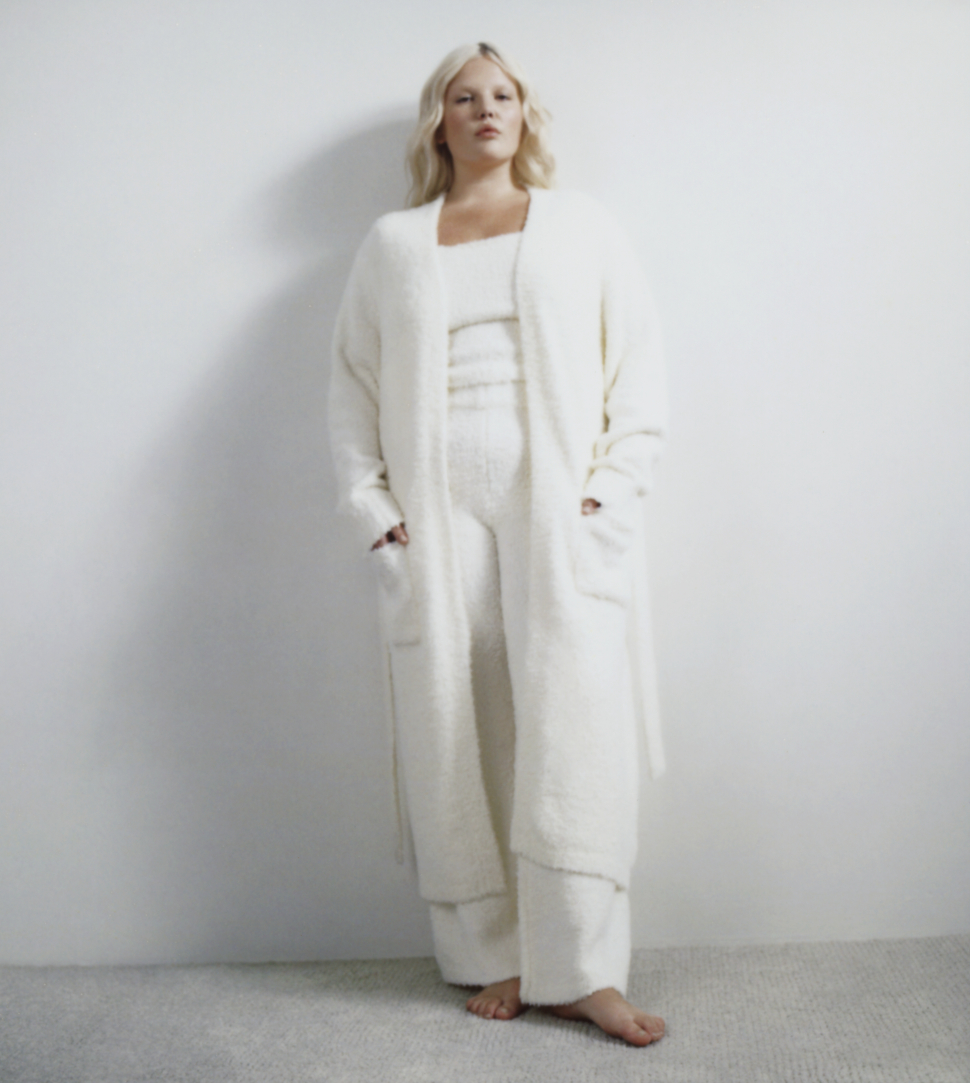 Luxe Lounging in Style! Skims Releases the Cozy Collection, Loungewear In Plus Sizes, Too!